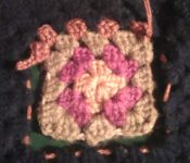 Granny Square Repair