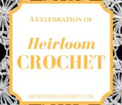 Heirloom Crochet-Artsy Daisy Crochet